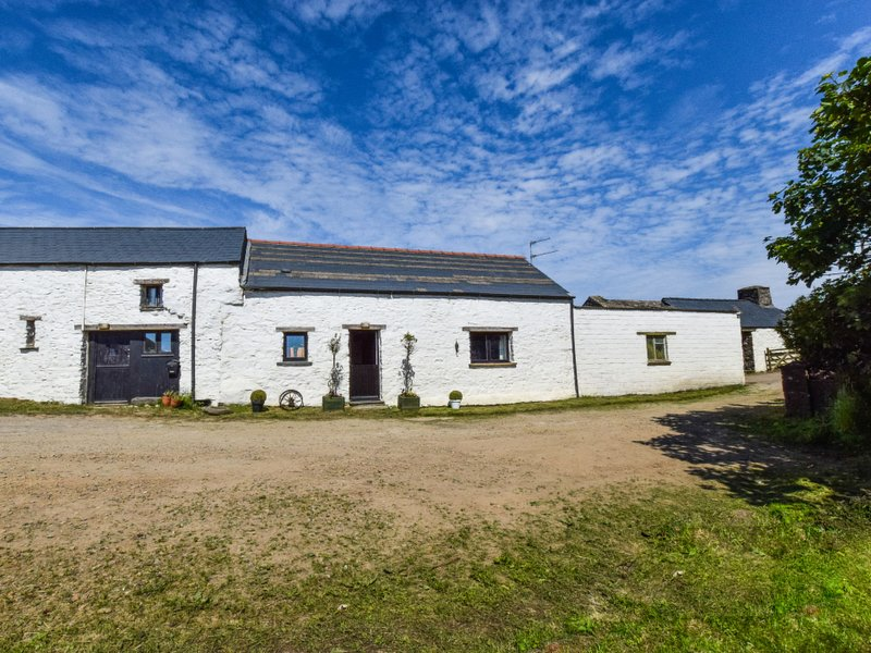 The Stables, vacation rental in St. Davids