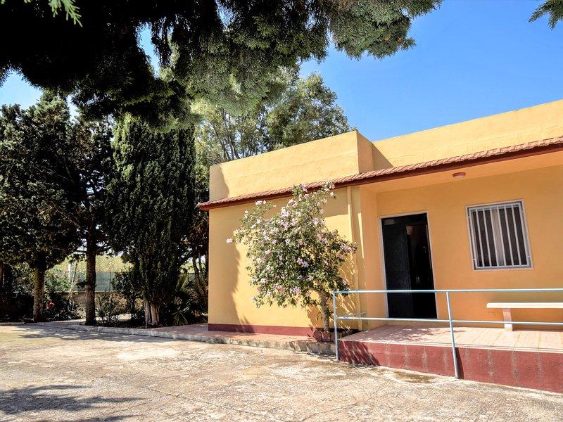 Bisanti, holiday rental in Granelli