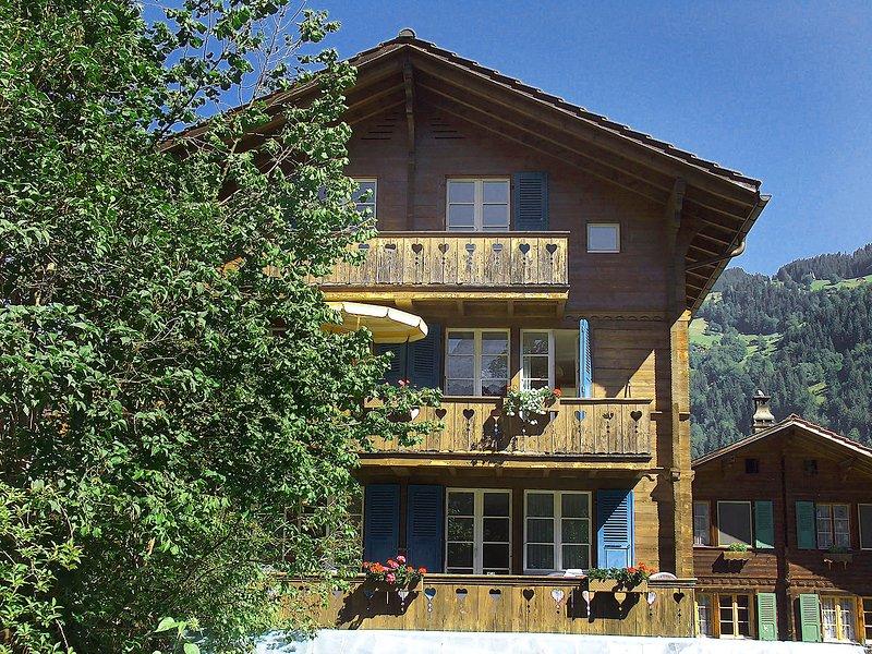Oberland, holiday rental in Lauterbrunnen