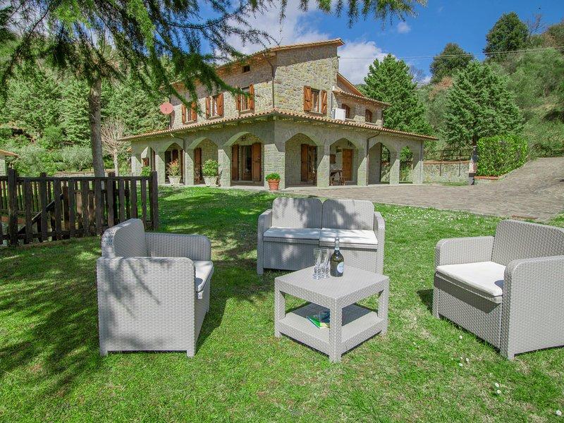 Il Riccio, vacation rental in Terontola