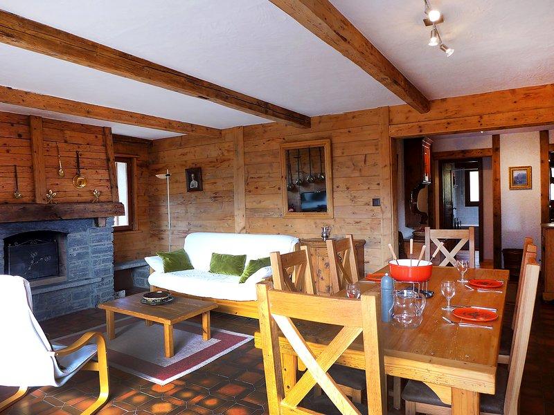 Breya 5, holiday rental in Bovernier