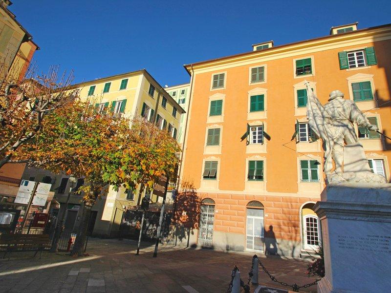 Francesca, holiday rental in Vescina