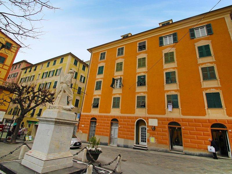 Francesca, holiday rental in Camogli
