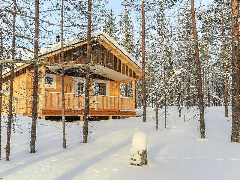 Poromies d, holiday rental in Saariselka