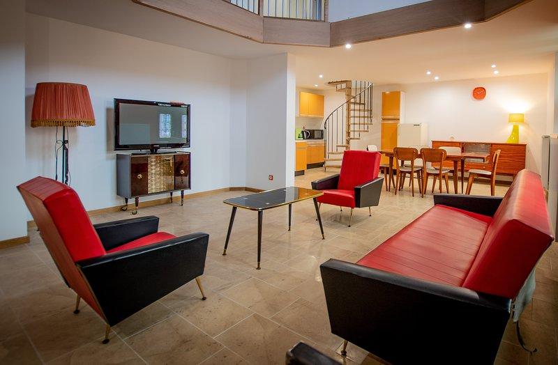 Gîte insolite La Meuse à 2 CV, aluguéis de temporada em Bar-le-Duc