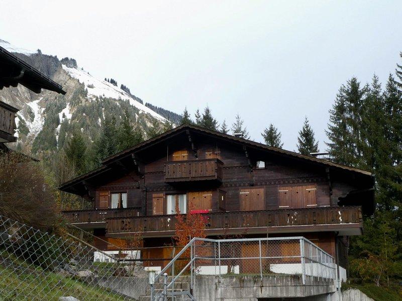 Chalet Waldchutz - 2. Stock, vacation rental in Lenk im Simmental