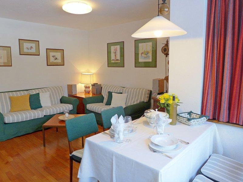 Chesa Arlas, vacation rental in St. Moritz