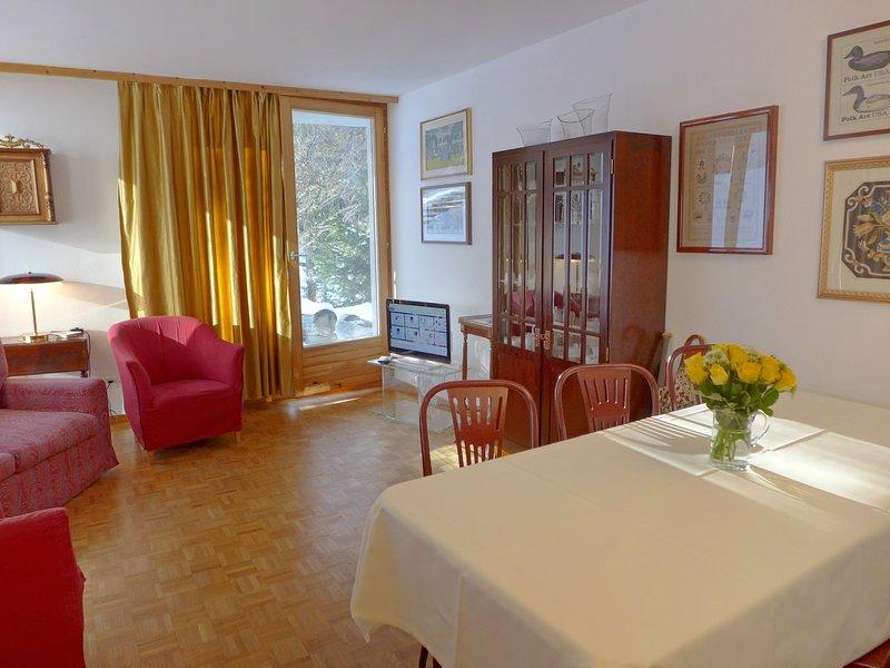 Chesa Cresta, vacation rental in Sils-Segl Maria