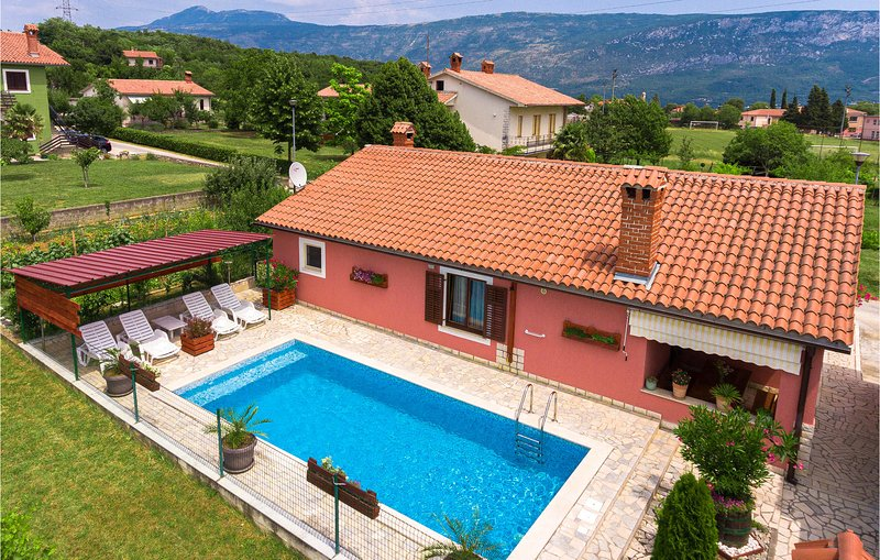 Amazing home in Krsan with 2 Bedrooms and WiFi (CIK944), holiday rental in Basko Polje