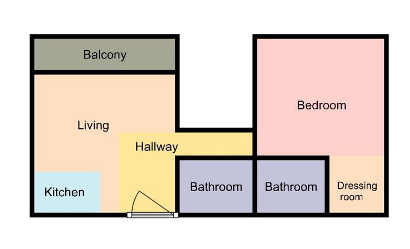 -Floor plan