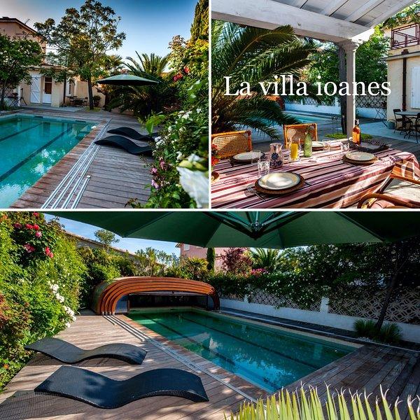 LA VILLA IOANES - PROVENCE - CAMARGUE, casa vacanza a Port-Saint-Louis-du-Rhone