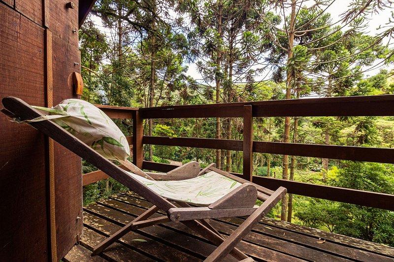 Vale do Lajeado – Chalé Orquídea, holiday rental in Campos Do Jordao