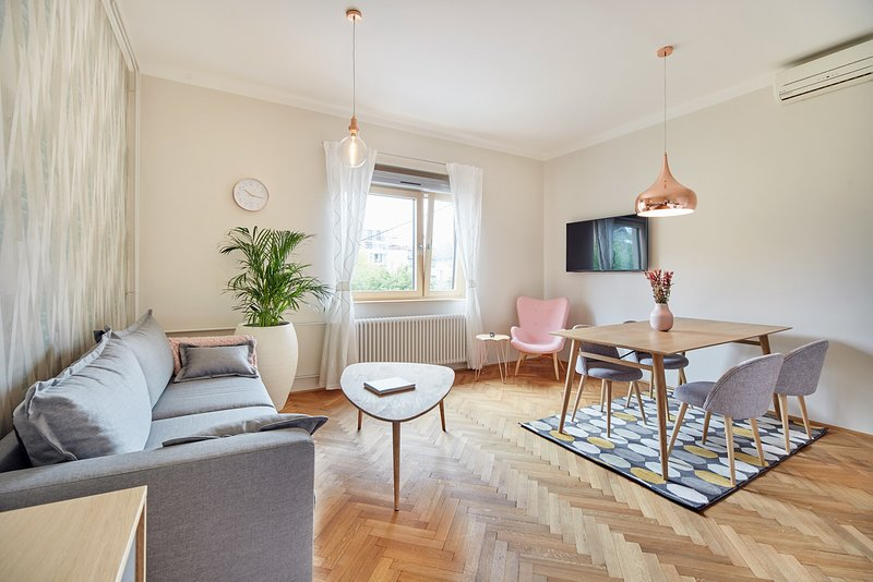 Spa Apartments Breza - Middle Floor Apartment, vacation rental in Medvode