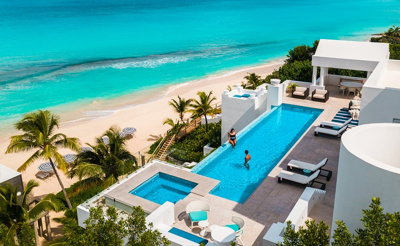 Privacy, Luxury + Service on the Beach at Sea Villa at Long Bay Villas Anguilla, vacation rental in Little Harbour