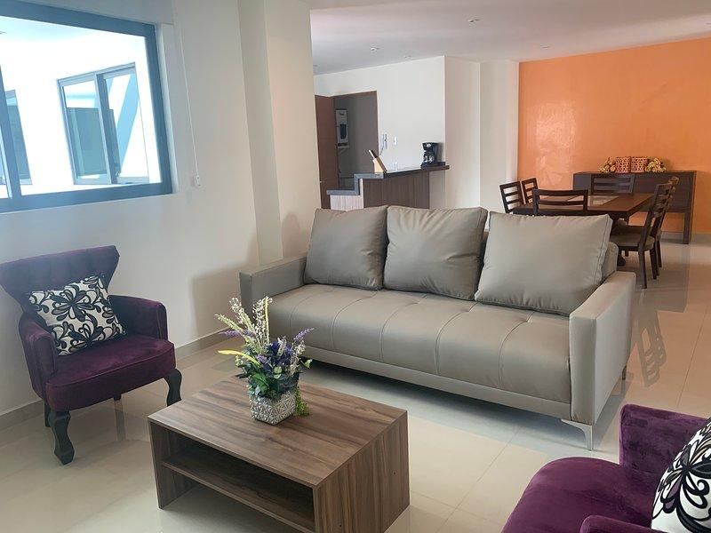 Departamento entero, totalmente nuevo, holiday rental in Ecatepec