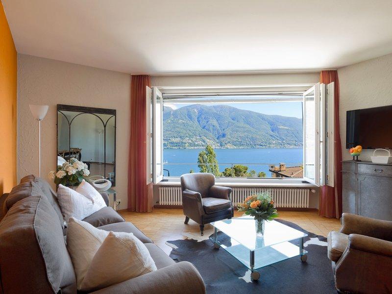 Suite Modern, holiday rental in Losone