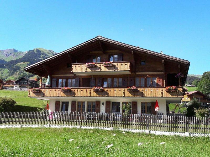 Lohnerhus, holiday rental in Grindelwald