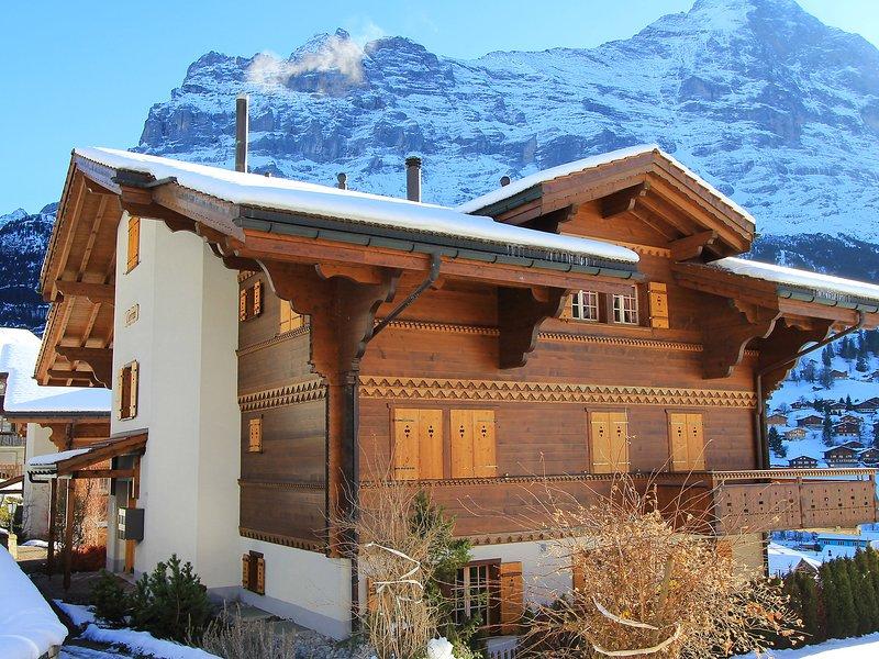 Chalet Cortina, location de vacances à Grindelwald
