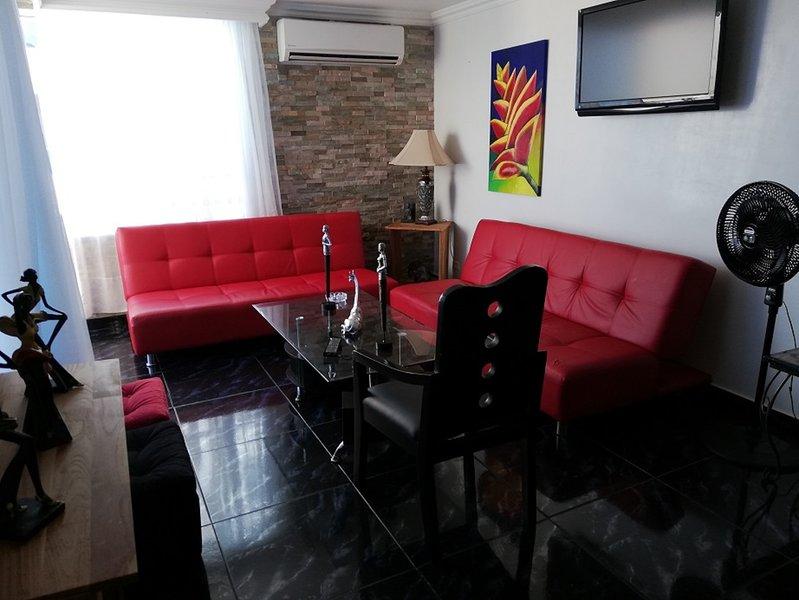 Apartamento en Cartagena Frente al Mar 1C17-4, location de vacances à Bocachica