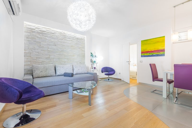 1-Bedroom Apartment With a Playground, holiday rental in Ljubljana