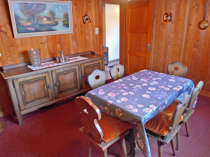 Le Coucou, vacation rental in Bex