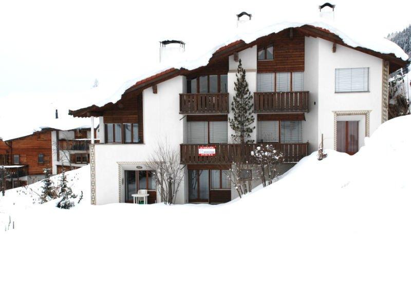 Ferienwohnung Casa Siala Tomic-Egli, casa vacanza a Vals
