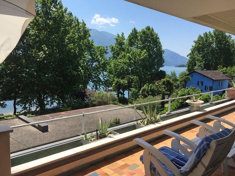 Casa Corallo, holiday rental in Cugnasco