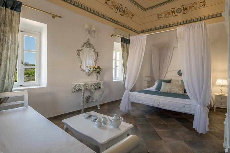 Four Seasons Mansion - Grand Apartment, location de vacances à Vothonas