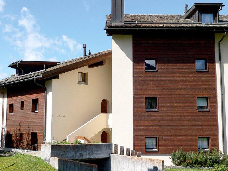 Chesa Zupeda C2, vacation rental in Sils-Segl Maria