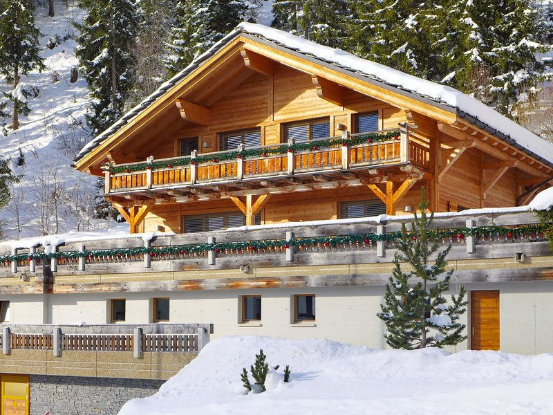 Chalet Astoria, holiday rental in Crans-Montana