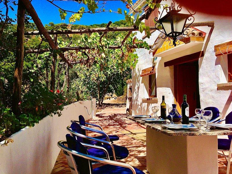 Hide Away In Spain 4., holiday rental in Benarraba