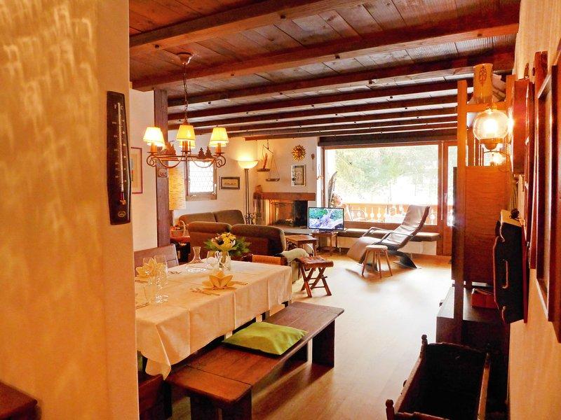 Chesa Arlas Surlej, vacation rental in Sils-Segl Maria