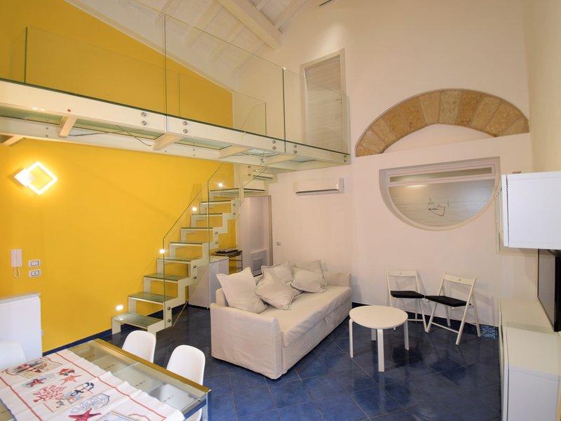 Marina Blu, Ferienwohnung in Solanto