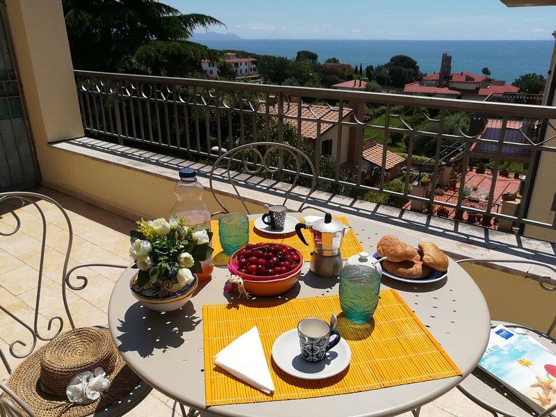 La terrazza di Dinky, casa vacanza a Formia