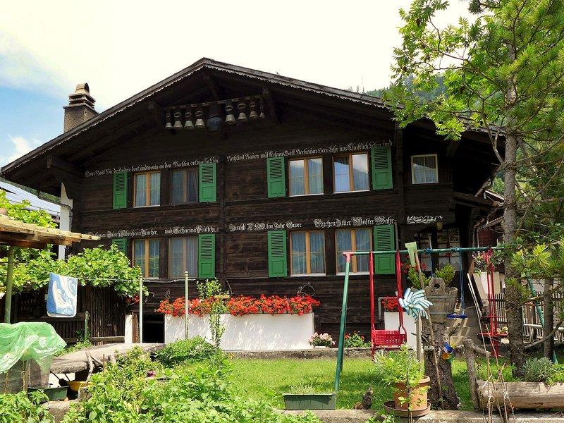 Wallisgasse, location de vacances à Muelenen