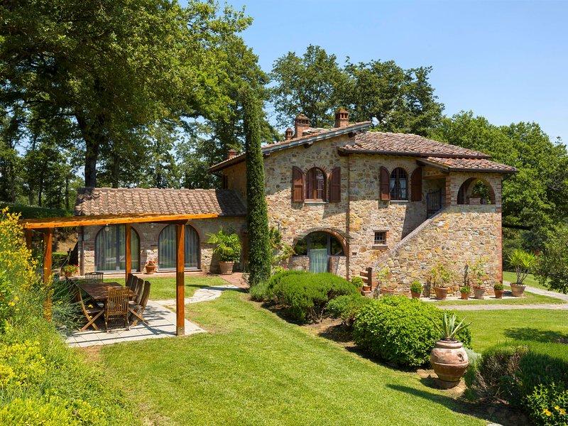 Tenuta Farneta, location de vacances à Lucignano