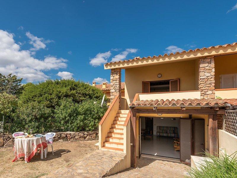 BILO RUINAS 3, holiday rental in Pittulongu