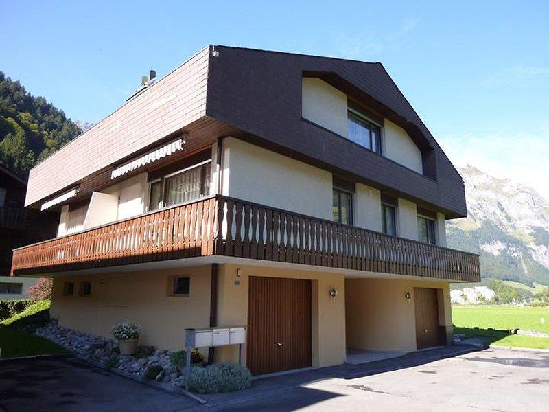 Birkenstrasse 70/2, holiday rental in Wolfenschiessen