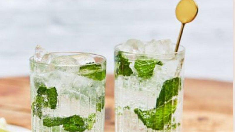 Enjoy  a cocktail near the beach