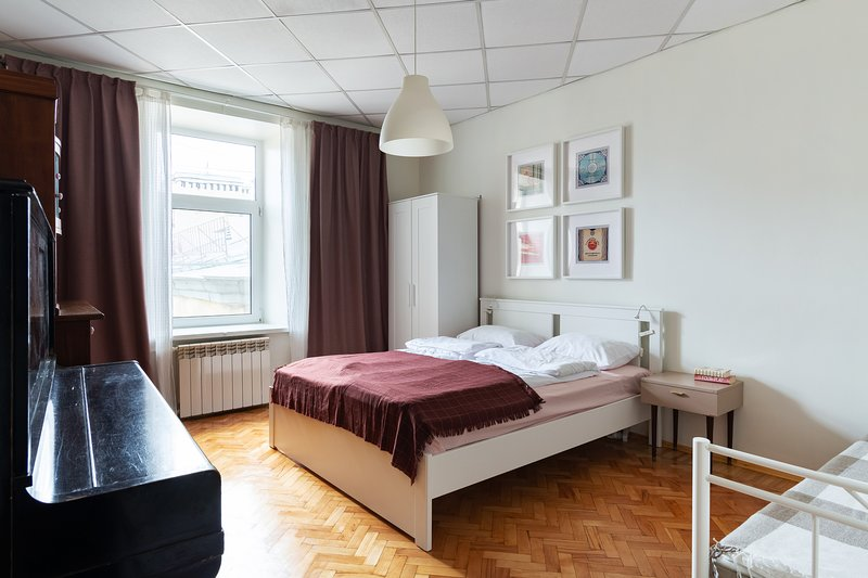 Apartment «1912» at Aurora Cruiser, holiday rental in St. Petersburg