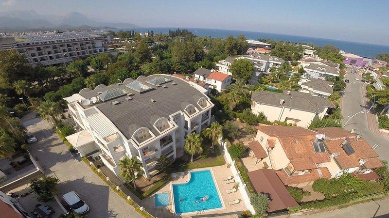 Kemer Residence 2, vacation rental in Goynuk