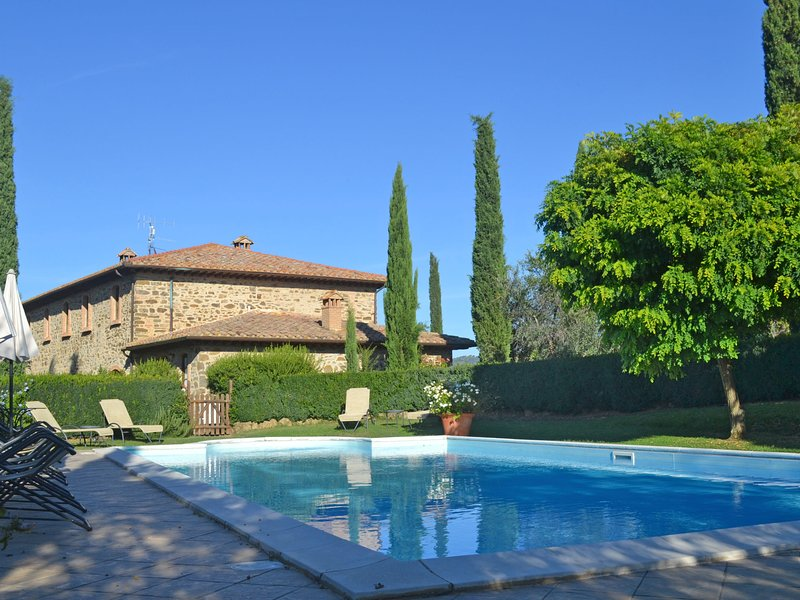 Montecucco Winery, holiday rental in Montenero d'Orcia