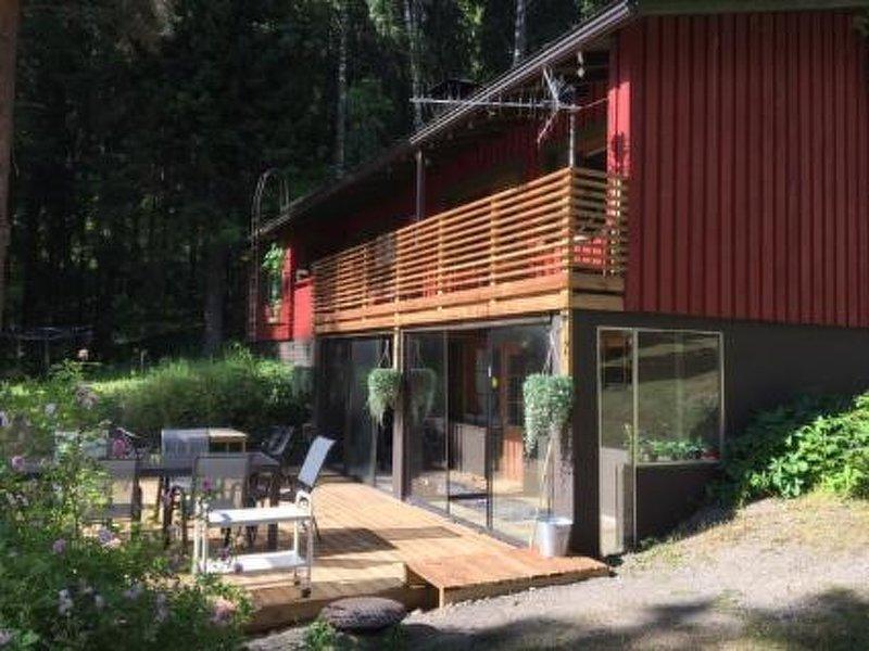 Villa viola, holiday rental in Tavastia Proper
