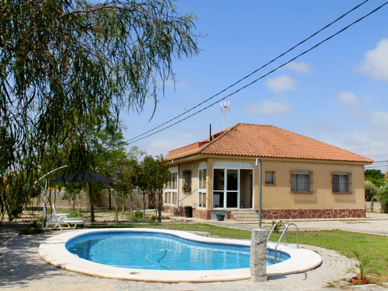 Casa Brasil, aluguéis de temporada em Castalla