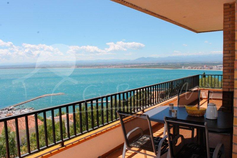 Apartamento Bravamar- Roses (Costa Brava), alquiler de vacaciones en Roses