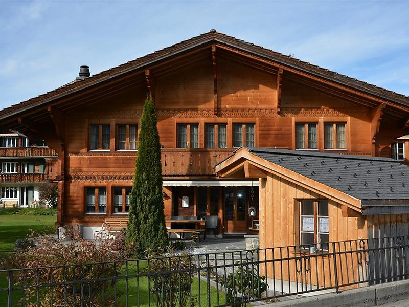 Schmiede-Stöckli, aluguéis de temporada em Gstaad