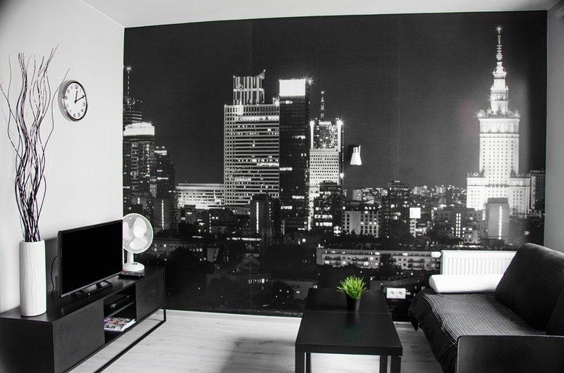 EXPO Apartament Brylowska (Warsaw West Station), casa vacanza a Piastow