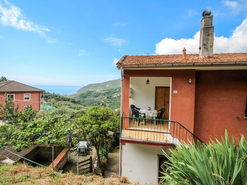 Cristina, holiday rental in Tavarone