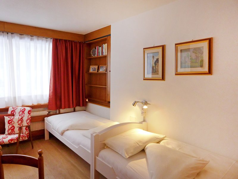 Chesa Arlas E2, location de vacances à St. Moritz