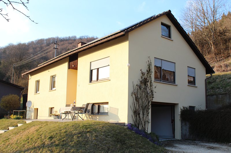Ferienhaus am Klosterhof – semesterbostad i Bad Duerrheim